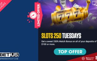betus casino with great promotions