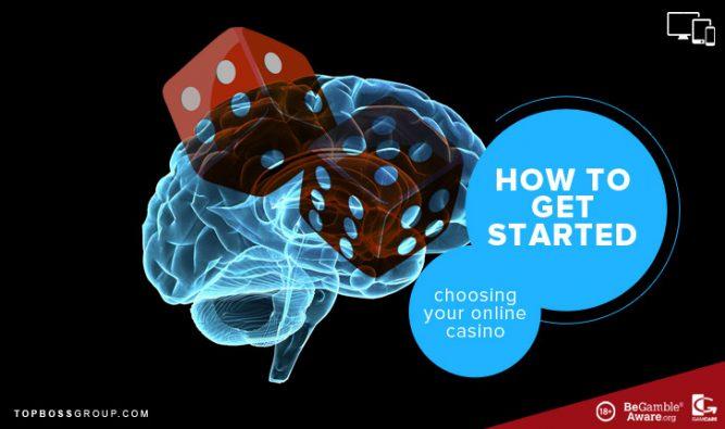 how to gamble online choosing a casino