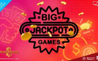 eight storm online casino offering progressive jackpots