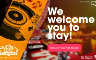 Golden Euro Casino new player free bonus
