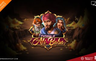 Fortunes of Ali Baba new Play 'n Go slot