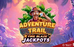 playtech slot adventure trail