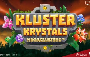 Kluster krystals megaclusters slot
