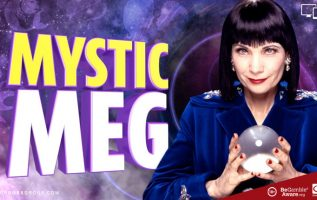 Mystic Meg video slot by Gamesys