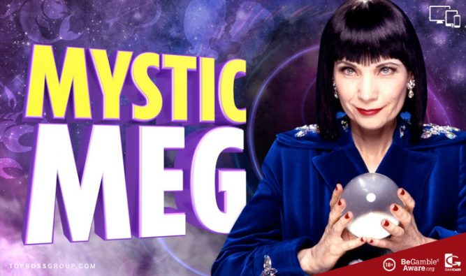 Mystic Meg video slot by Gamesys