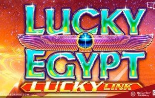 Lucky Egypt Amatic slot
