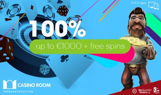 your biggest casino room yet