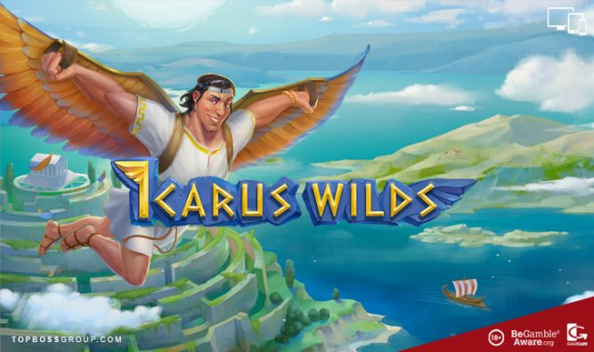 Icarus Wilds slots Relax Gaming