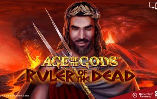 Age of the Gods Ruler of the Dead Slot by Playtech