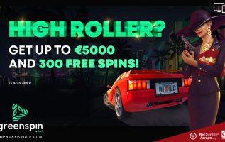 greenspin.bet high roller casino