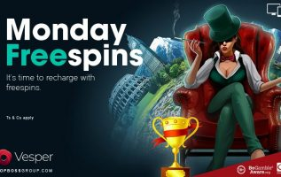 Vesper Casino - New Online Casino