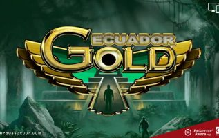 Equador Gold Elk Studios playing slots