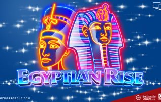new slots by Nextgen gaming egyptian rise