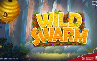 push gaming launches wild swarm slot