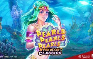 new playtech slots Pearls Pearls Pearls