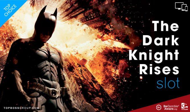 The Dark Knight Rises Microgaming slot