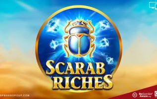 video slot Scarab Riches by Booongo