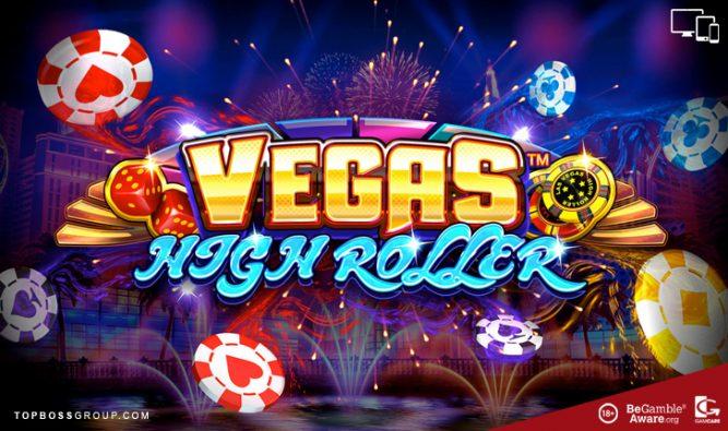 Vegas High Roller iSoftBet best paying slot