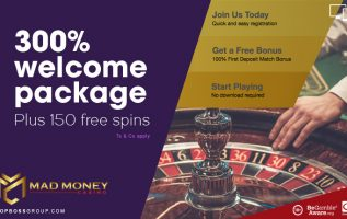 mad money casino online promotions for new players