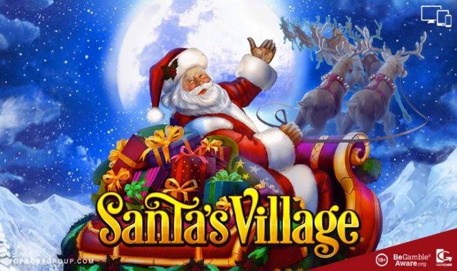 Santa's Village Habanero free games slot