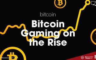 Bitcoin Gaming on the Rise