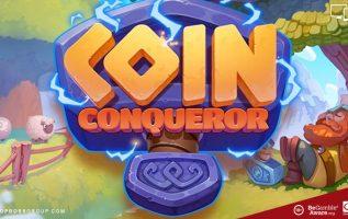 Coin Conqueror Gamevy slot