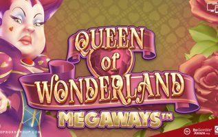 Queen of Wonders Megaways