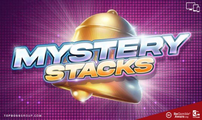 Mystery stacks slot