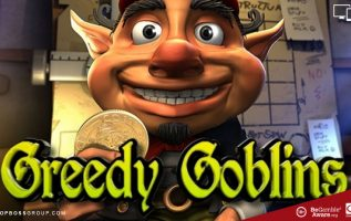 Greedy Goblins Bitcoin Slot By BetSoft