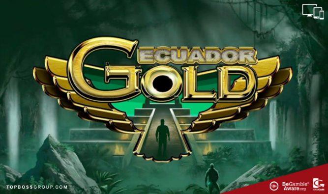 Equador Gold Elk Studios playing slots