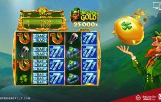 Emerald Gold Microgaming Slot