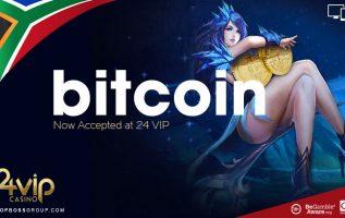 24VIP bitcoin depositing casino