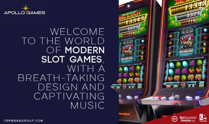 Apollo Games Gaming solutions