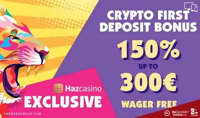 Haz Casino Review Bonuses