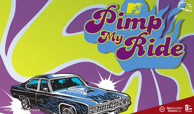 MTV Pimp my ride by NetGaming