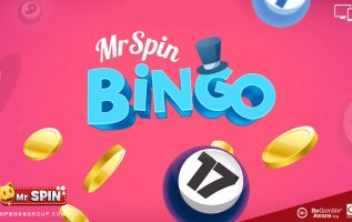 Mr Spin Bingo play now site