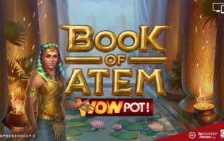 Book of Atem WOW Pot Series Microgaming