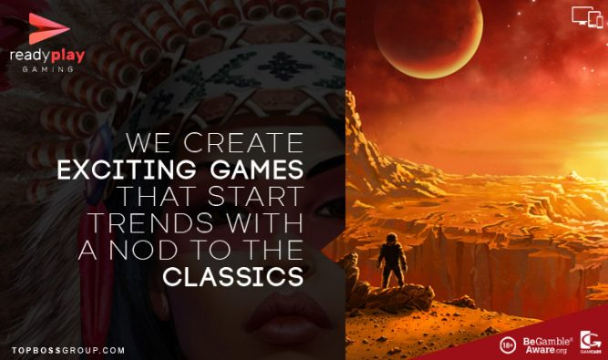 Ready Play Gaming casino software