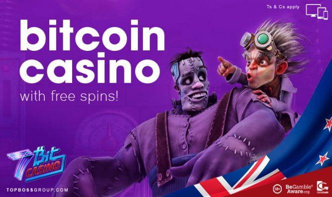 casinos offering bitcoin 7bit casino