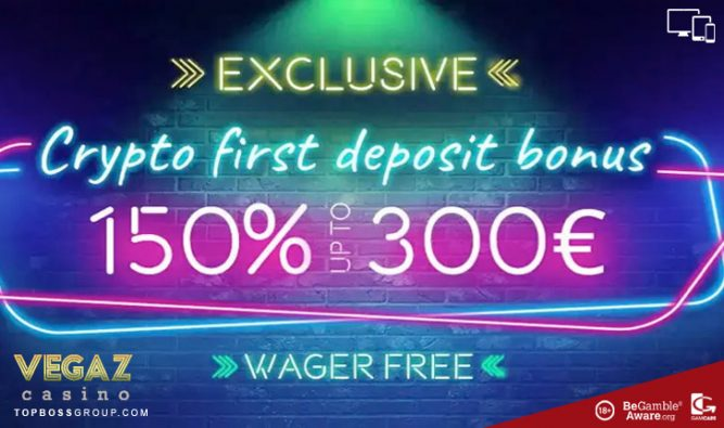 crypto casino first bonuses for new players