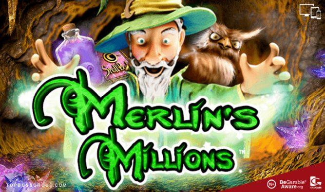 Merlin's millions scratch card