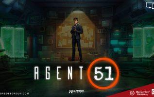 Agent 51 Slot By Kalamaba Games