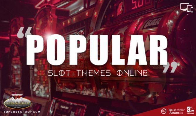 popular slots themes online